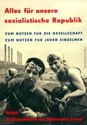 Dewag Werbung - Sozialistische Republik