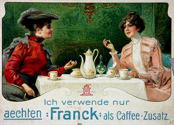 Anonym - Franck - als Caffee-Zusatz