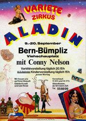 Anonym - Zirkus Aladin