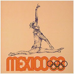 Anonym - Olympiade Mexico