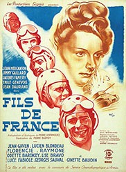 Monogramm RV - Fils de France
