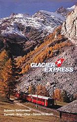 Anonym - Glacier Express