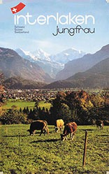 Anonym - Interlaken - Jungfrau