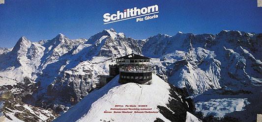 Anonym - Schilthorn - Piz Gloria