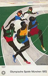Laurence Jacob - Olympische Spiele München