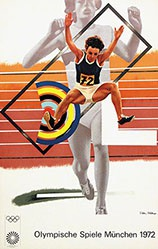 Phillips Peter - Olympische Spiele München