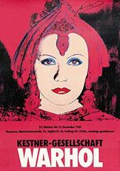 Eeva-Inkeri (Foto) - Warhol - Kestner-Gesellschaft