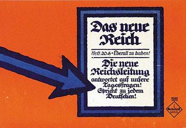 Bernhard Lucian - Das neue Reich - Heft 20