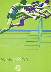 Gaebele Albrecht (Foto) - Olympische Spiele München