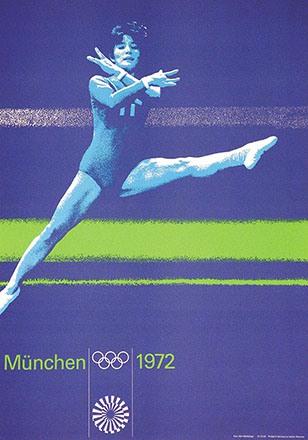 Mühlberger Max (Foto) - Olympische Spiele München