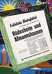 Grave / Schmandt - Deutsche Bundesbahn