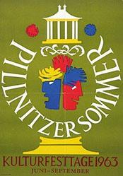 Anonym - Pillnitzer Sommer Kulturfesttage