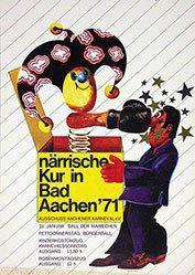 Endrikat + Wenn - Närrische Kur in Bad Aachen