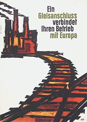 Schmandt Hans - Gleisanschluss verbindet ...