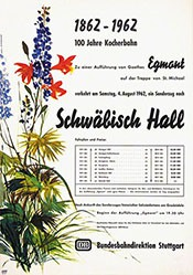 Schmandt Hans - Deutsche Bundesbahn
