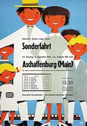 Schmandt Hans - Deutsche Bundesbahn - Sonderfahrt