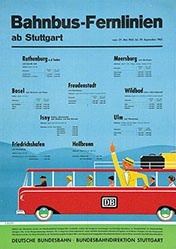 Ebert - Deutsche Bundesbahn