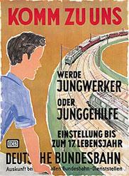 Anonym - Deutsche Bundesbahn - Jungwerker