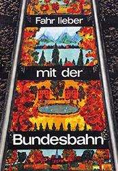 Stiller - Deutsche Bundesbahn