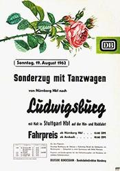 Anonym - Deutsche Bundesbahn