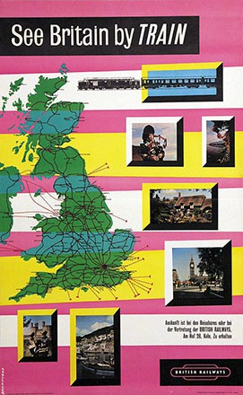 Bromfield - See Britain by Train