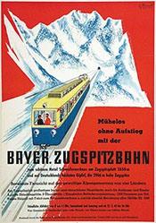 Reindl V. - Bayer. Zugspitzbahn