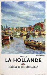 Monogramm Sol - La Hollande