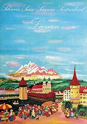 Biermann Hildegard - Luzern - Schweiz