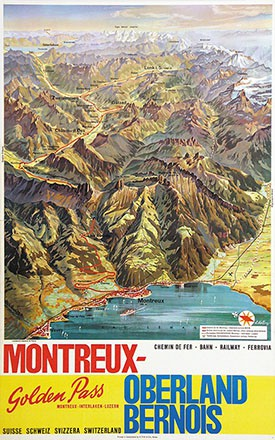 Koller Louis - Montreux Oberland Bernoise