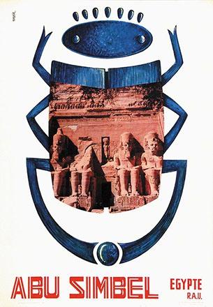 Ismail - Abu Simbel - Egypte