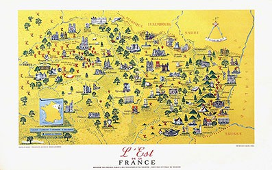 Hétreau R. - L'Est France