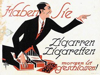 Ottler Otto - Haben Sie Zigarren Zigaretten