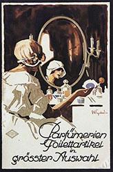 Engelhard Julius U. - Parfümerien Toilettartikel