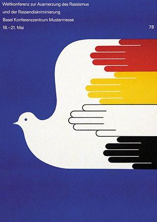 Anonym - Weltkonferenz Rassismus
