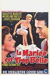 Anonym - La mariée est trop belle - Bardot
