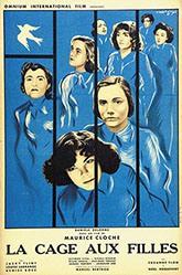 Anonym - La cage aux filles