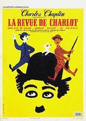Kouper Léo - Revue de Charlot - Charles Chaplin