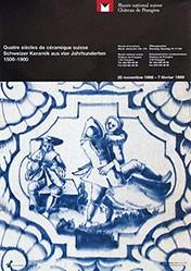 Anonym - Schweizer Keramik aus vier Jahrhunderten