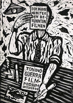 Brühwiler Paul - Tonino Guerra - Filmpodium