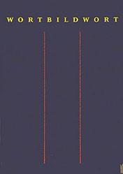 Leuthold Theo - Wortbildwort - Typografie