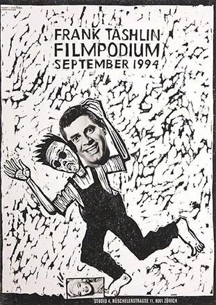 Brühwiler Paul - Frank Tashlin - Filmpodium