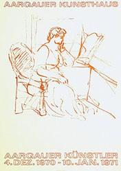 Widmer H. - Aargauer Künstler