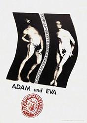Bachmann Eugen - Adam und Eva