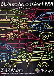 Troxler Niklaus - Autosalon Genf