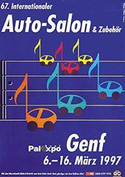 Küng Edgar - Autosalon Genf