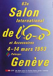 Küng Edgar Werbeagentur - Salon de l'Automobile Genève