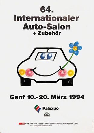 Rossi J.-F. - Autosalon Genf