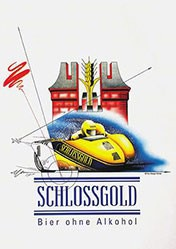 Fox Design - Schlossgold