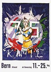 Knie Rolf - 75 Jahre Knie