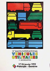 Publipartner - Salon Vehicules Utilitaires